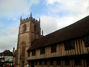 Photo: Shakespeare's school