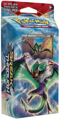 Pokémon (XY 8) Theme Deck - Noivern