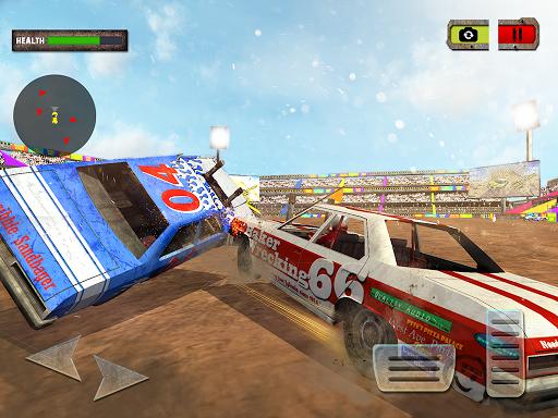 Demolition Derby Car Crash Stunt Racing Games 2020 filehippodl screenshot 10