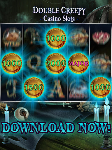 Creepy Vegasu2122ufe0f: Free Slot Casino Games filehippodl screenshot 15
