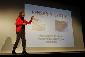 "Photo: Carmina Morales taller ""PENSAR y SENTIR"""