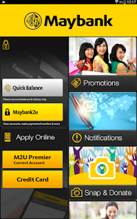 Maybank MY Screenshot 6