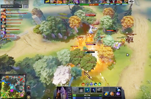EPICENTER EU Final DOTA 2  screenshots 2