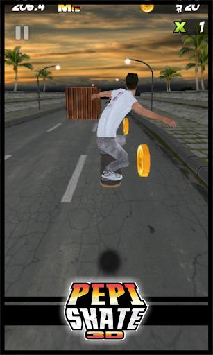 PEPI Skate 3D screenshot 4