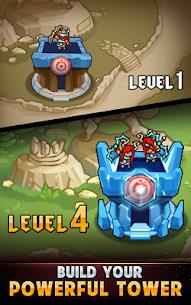 Kingdom Defense: Hero Legend TD MOD (Unlimited Gold/Gems) 4