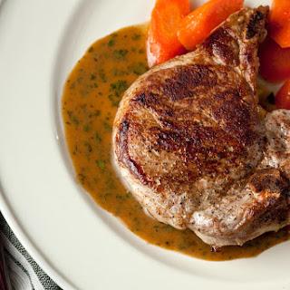 Easy Baked Pork Chop.