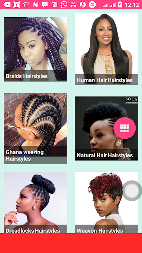 African Braids 2019 1.0 screenshots 1