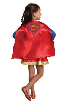 Barndräkt, Supergirl