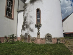 Photo: église Sankt-Markus Reinheim