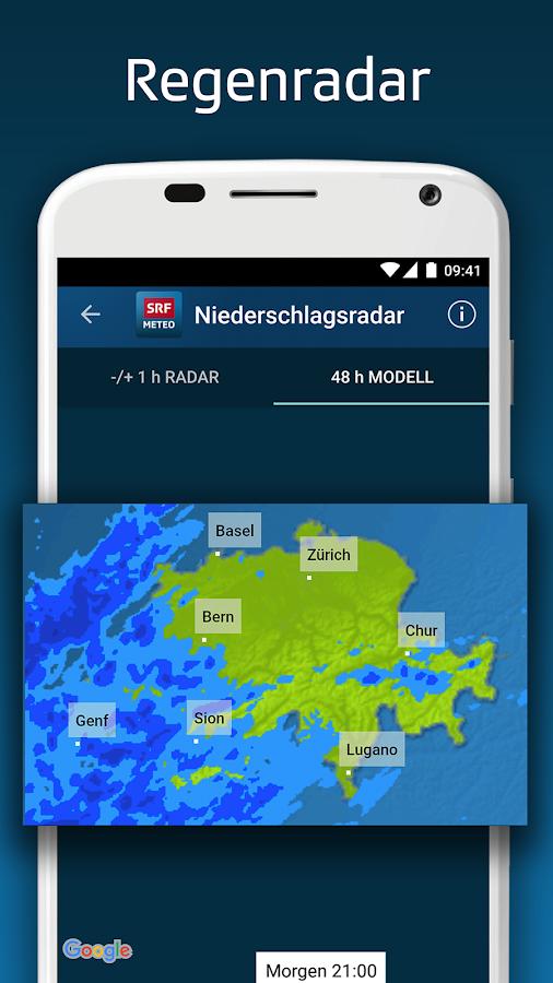 Sport App Schweiz