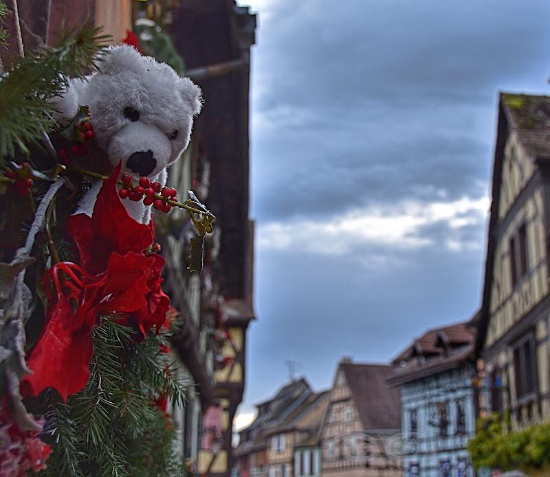 Natale in Alsazia di Bond