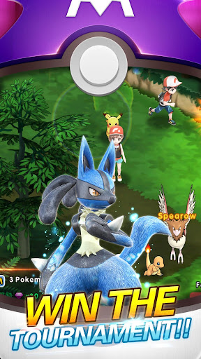 Poke Miracle-monster legend arena 110.0 Mod screenshots 4