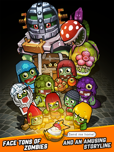Zombie Rollerz - Pinball Adventure screenshot 20