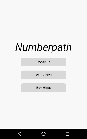 android Numberpath Screenshot 2