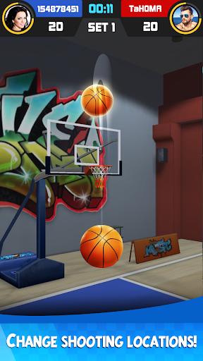Basketball Tournament - Free Throw Game 1.2.0 screenshots 4