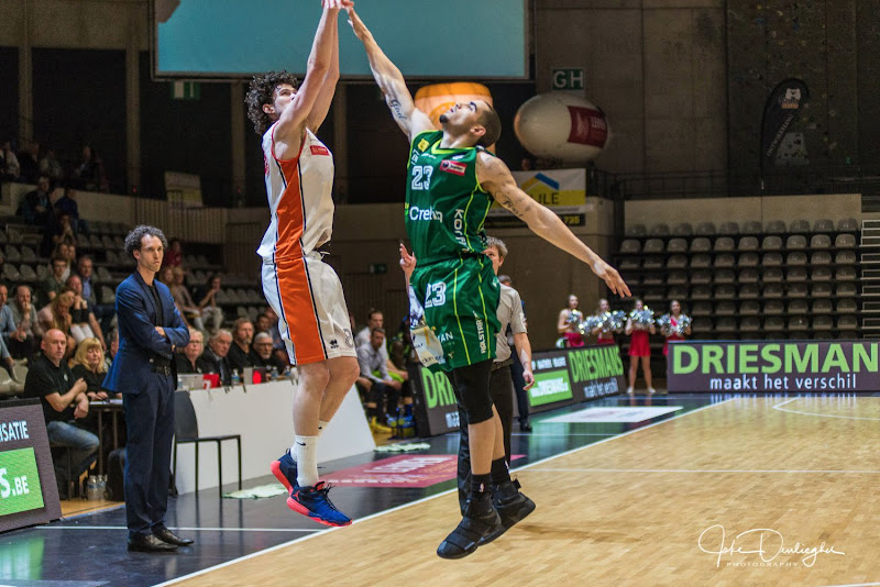 Driesmans, trouwe sponsor Leuven Bears