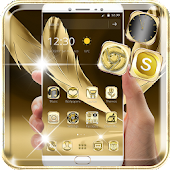Luxury Gold Theme Gold Deluxe