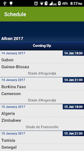 7 Score - AFCON 2017 Live- screenshot thumbnail
