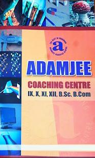 Adamjee Physics XII screenshot