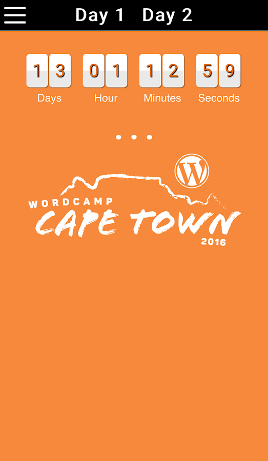 WordCamp CT 2016- screenshot
