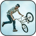 BMX RoofTop Bicycle Tricks icon