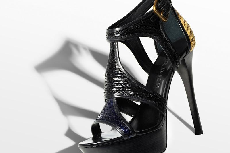 Photo: The Woven Raffia Platform Sandals