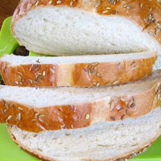Hungarian Split Farmhouse Loaf.