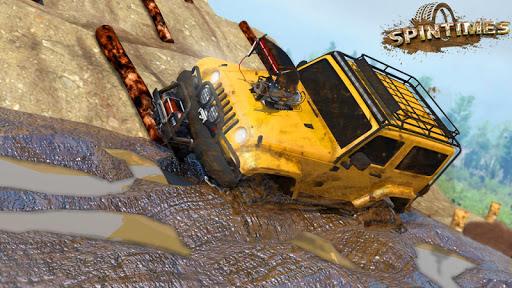 Spintimes Mudfest - Offroad Driving Games apktram screenshots 6