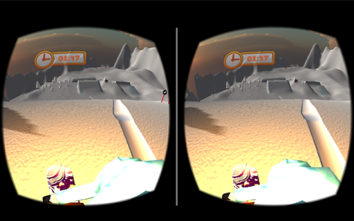 Mad Snowboarding VR