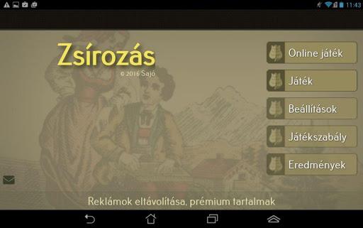 Zsirozas - Fat card game apkmr screenshots 8
