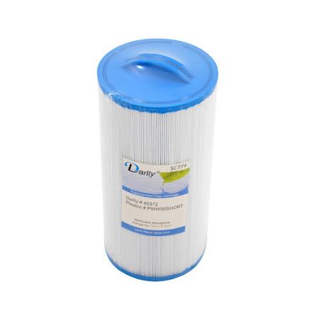 Filter 35 ft 26x13cm 3,8cm inv. grov gänga