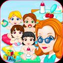 Super Nanny, Baby Care Game icon