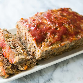Classic Meatloaf.