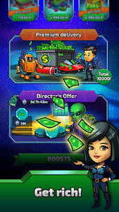 SCV Miner – Click & Idle Tycoon – PRO MOD (Unlimited Money) 2