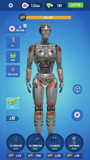 Idle Human 2 1.0.7 screenshots 9