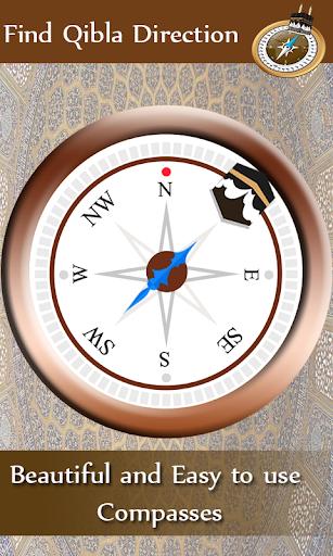 Qibla Compass - Find Direction  screenshots 1