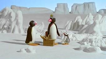 Pingu Digs A Hole