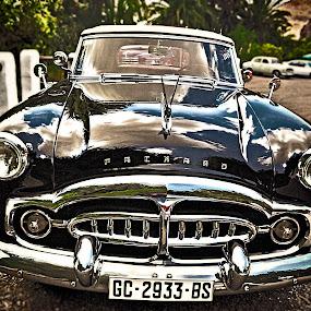 Packard  by Miodrag Gran Bata Radosavljevic - Transportation Automobiles ( granbata car packard oldtimer )