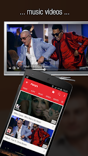 Flipps – Movies, Music & News- screenshot thumbnail