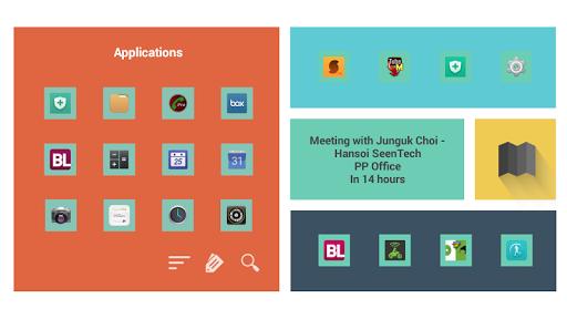 玩免費個人化APP|下載Flattered for Total Launcher app不用錢|硬是要APP