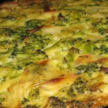 Passover Broccoli Souffle