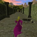 Princess in Temple. Game for girls icon