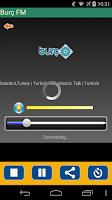 Screenshot of Radio Turkey