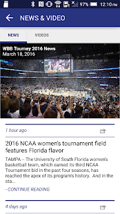 NCAA Women's Basketball- screenshot thumbnail