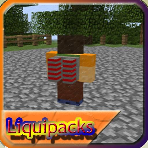 Liquipacks Mod MCPE Guide