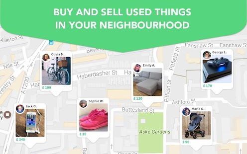 Shpock Boot Sale & Classifieds App. Buy & Sell- screenshot thumbnail