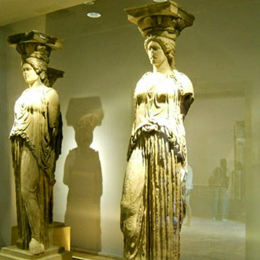 Archaeological Museumin Athens