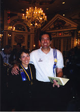 Photo: Boston Marathon 100th Anniversary, with Jon Anderson, 1973 Champions together.