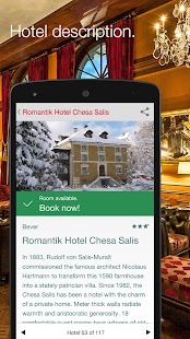Best Swiss Hotels- screenshot thumbnail