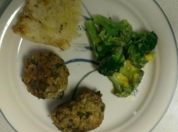 Meatless 'meatballs' Recipe